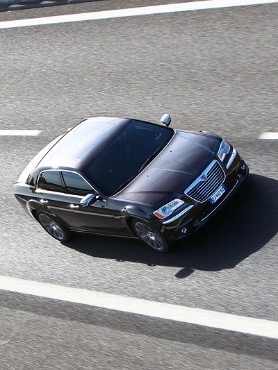 Lancia Thema Voyager