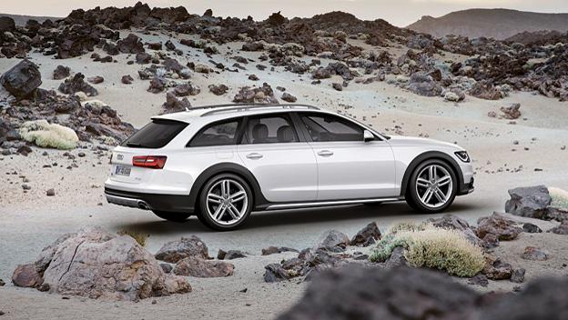 Audi A6 Allroad stat hili