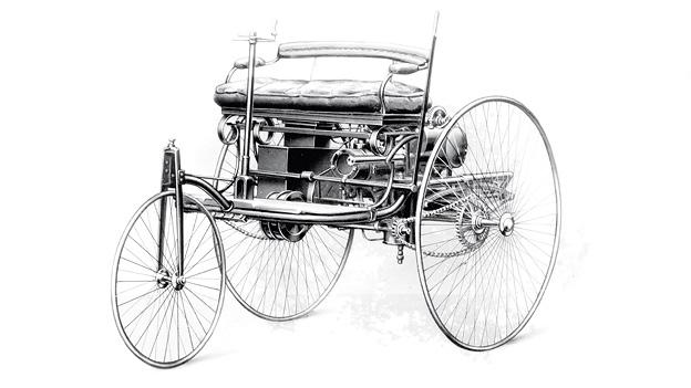 125 Jahre Auto Daimler Benz Essay David Staretz