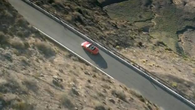 Porsche 911 Cabriolet Video Screenshot