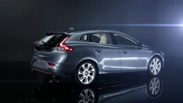Volvo V40 stat hire