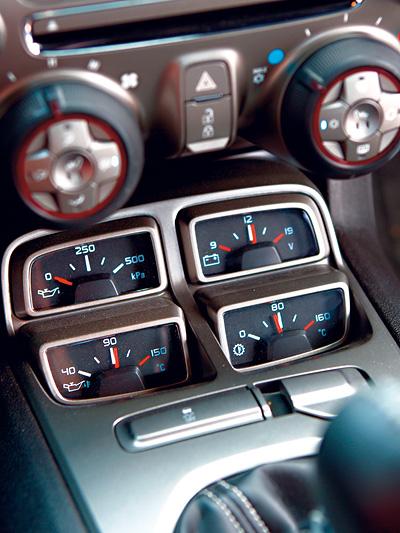 Chevrolet Camaro 6,2l V8