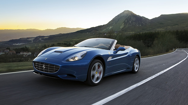 Ferrari California V12 F620