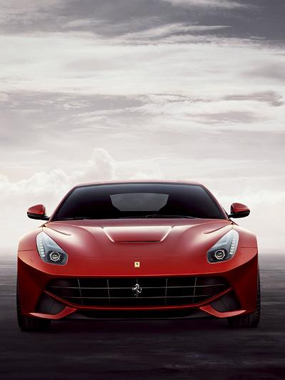 Ferrari V12 F12berlinetta