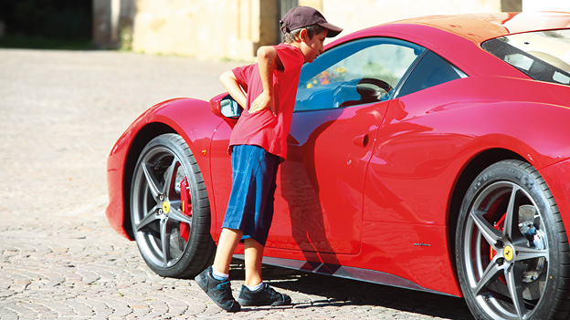 Christian Rainer Profil Essay Ferrari Fahrer