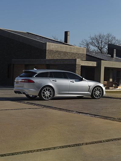 Jaguar XF Sportbrake Kombi