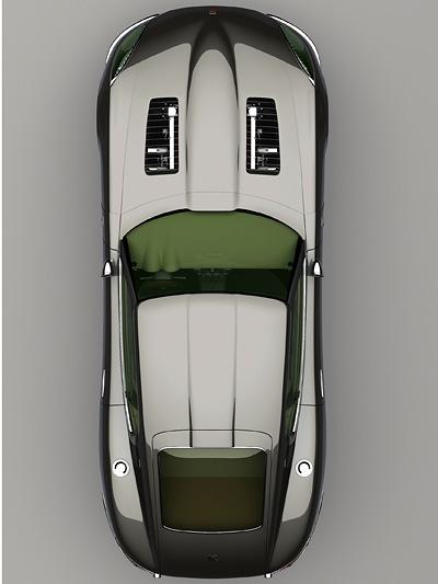 Lyonheart K Jaguar E-Type Growler Classic Factory