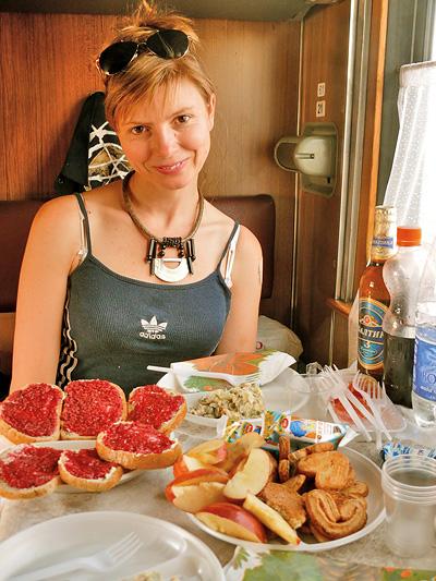 Trolleybus OBus Reisereportage Simferopol Jalta Krim