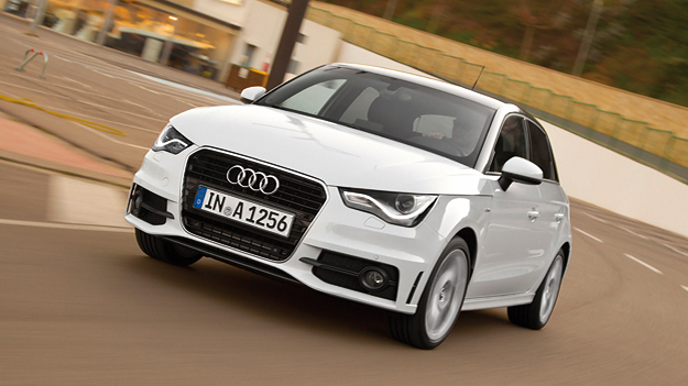 Audi A1 Sportback Test