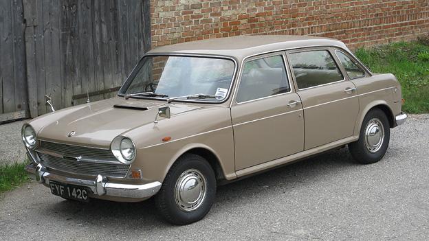 Auto des Jahres Car of the year 1965 – Austin 1800