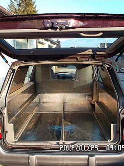 Gebrauchtwagen BEstattungswagen Leichenwagen Chrysler Grand Voyager