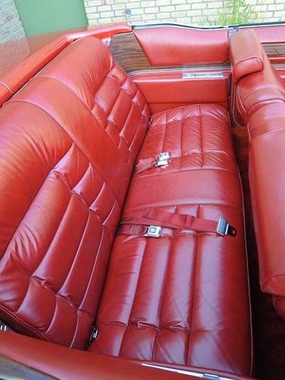 Gebrauchtwagen Cadillac Eldorado 1976