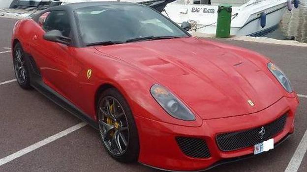 Gebrauchtwagen Ferrari 599 GTO