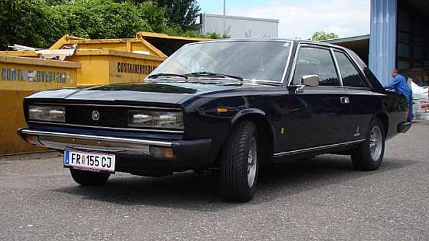 Gebrauchtwagen Fiat 130 Coupé