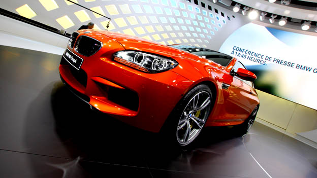 BMW M6 stat voli