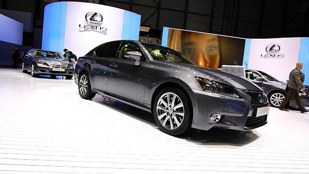 Lexus GS stat vore
