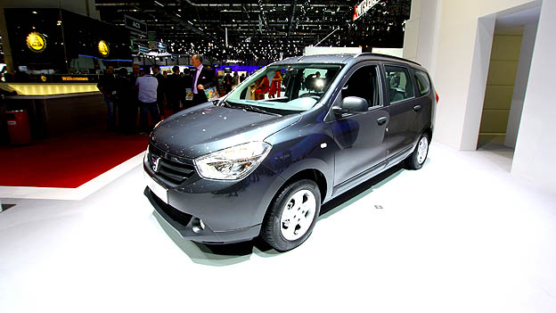 Dacia Lodgy stat voli