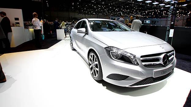 Mercedes-Benz A-Klasse stat vore