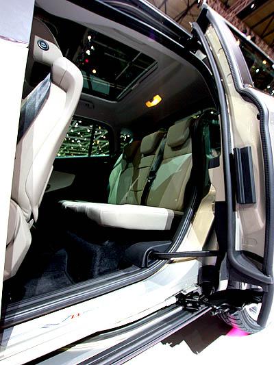 Ford B-Max Detail
