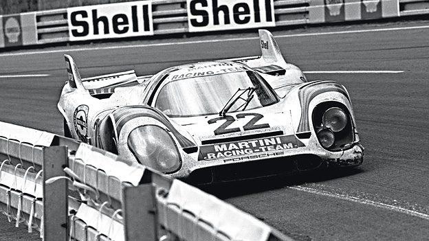 Porsche 917 LeMan 1971 Helmut Marko