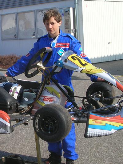 Mach Racing Team Adrian Emminger