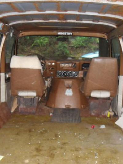 Gebrauchtwagen Oldtimer Dodge Sportsman Royal Van 1972 Melvins Kurt Cobain