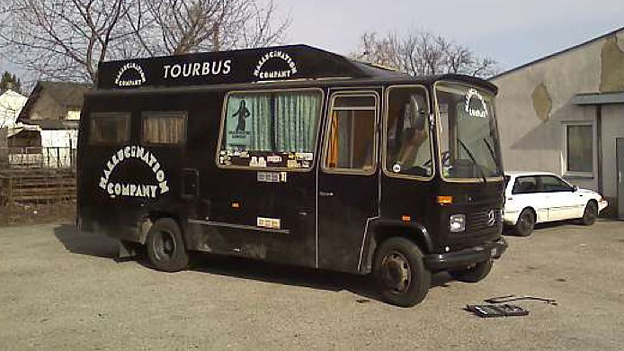 Gebrauchtwagen Oldtimer Mercede Benz Tourbus