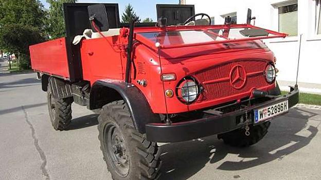 Gebrauchtwagen Mercedes Unimog