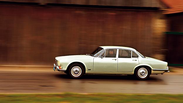 Oldtimer Jaguar XJ 1968