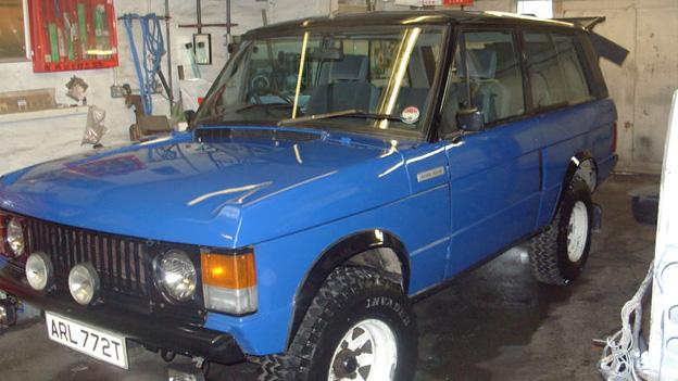 Gebrauchtwagen Range Rover 1979
