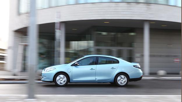 Elektroauto Renault Fluence ZE