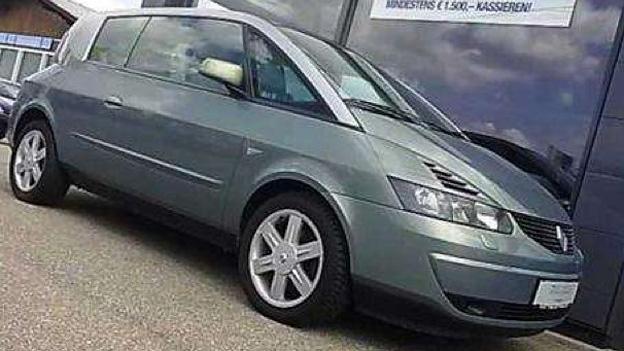 Gebrauchtwagen Renault Avantime
