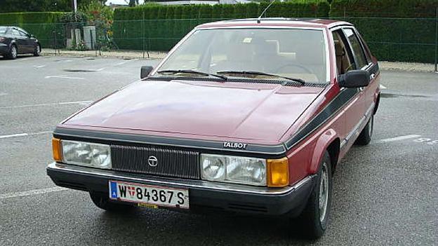 Gebrauchtwagen Talbot Tagora SX 1981