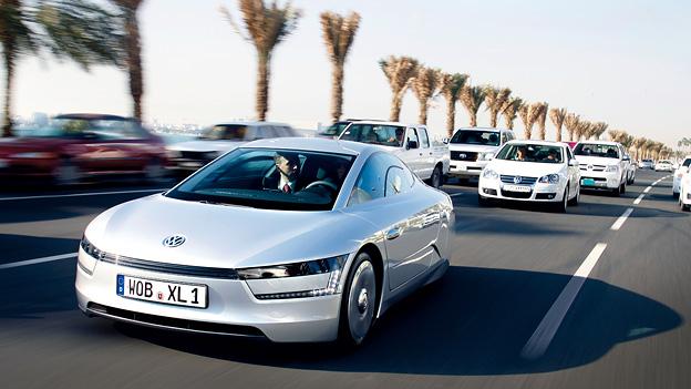 Volkswagen VW Einliter Auto XL1