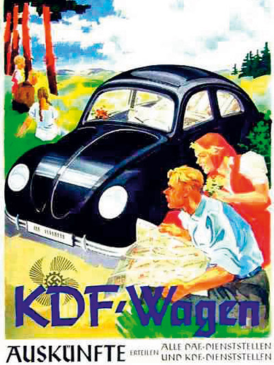 Steyr 55 Baby Oldtimer 1938 KDF