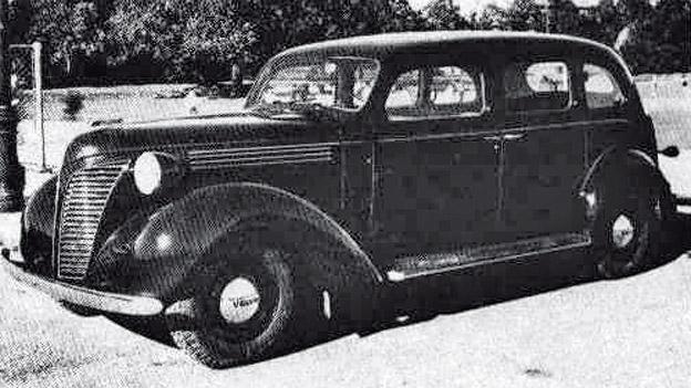 Steyr 55 Baby Oldtimer 1938