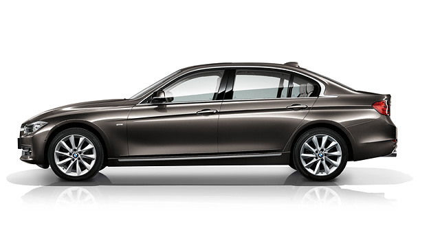 BMW Dreier 3er Langversion Peking 2012 Seitenansicht