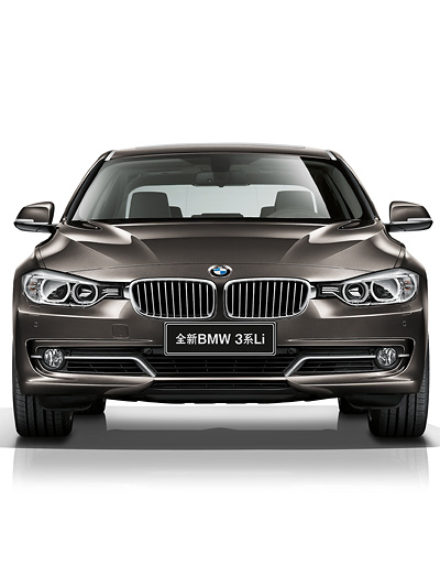 BMW Dreier 3er Langversion Peking 2012 Front