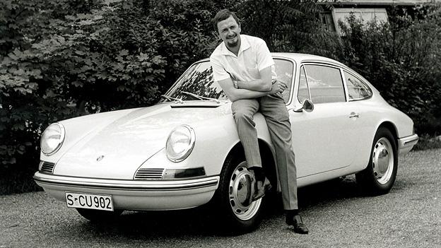 Ferdinand Alexander Porsche Butzi gestorben 911 Tod Nachruf