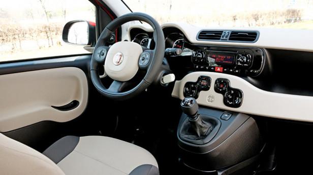 Fiat-Panda-Innenraum
