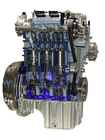 Ford Focus Ecoboost Dreizylinder 1,0 12V