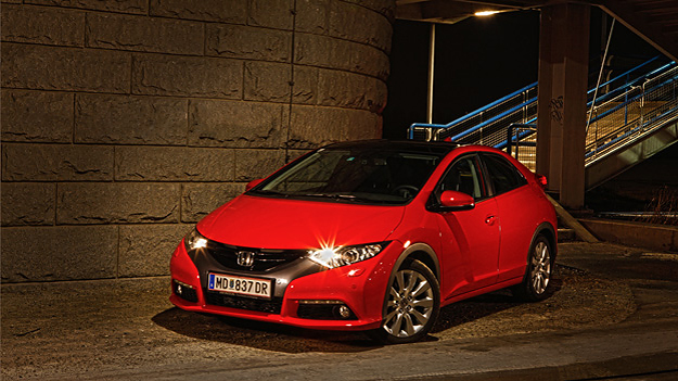 Honda Civic Test