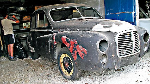 Oldtimer Hotchkiss Gregoire Gebrauchtwagen