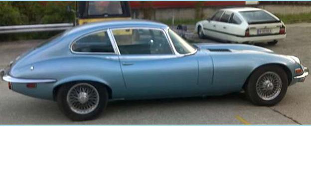 Jaguar E-Type F-Type Gebrauchtwagen 1973