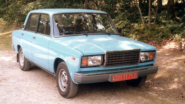 Lada 2107 wird eingestellt