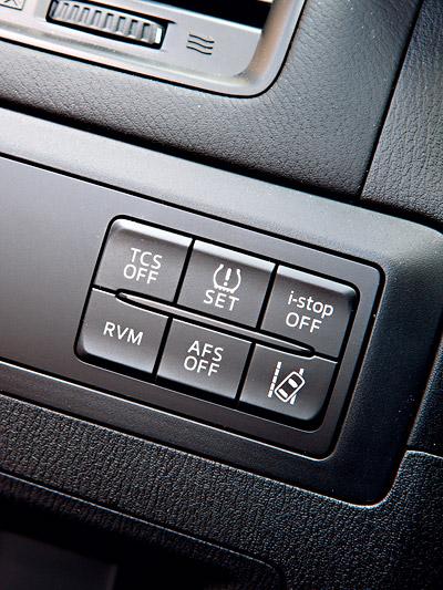 Mazda CX-5 Innenansicht