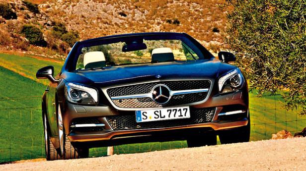 Mercedes-Benz-SL500-Front-2