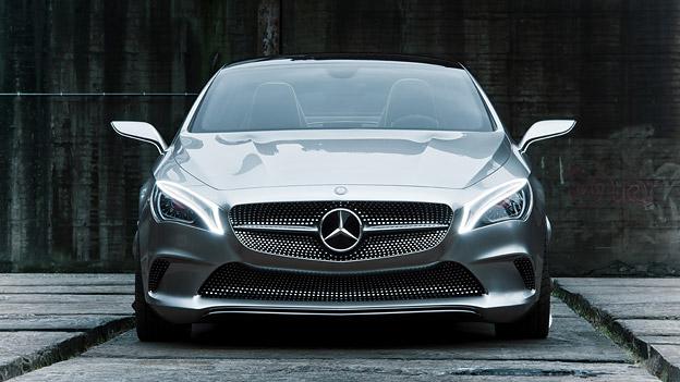 Mercedes Concept Style Coupe A-Klasse B-Klasse Limousine