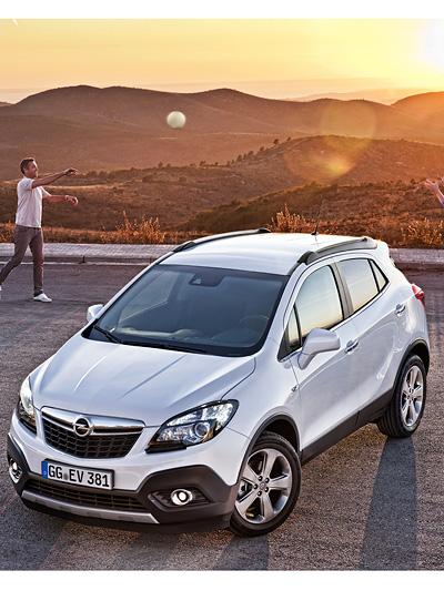 Opel Mokka SUV Front