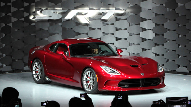 SRT Viper Dodge Viper New York